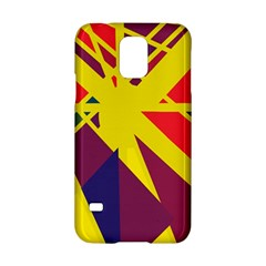 Hot abstraction Samsung Galaxy S5 Hardshell Case