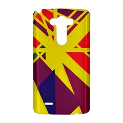 Hot abstraction LG G3 Hardshell Case