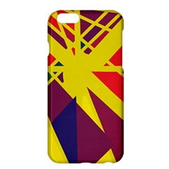 Hot abstraction Apple iPhone 6 Plus/6S Plus Hardshell Case