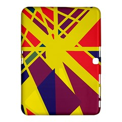 Hot abstraction Samsung Galaxy Tab 4 (10.1 ) Hardshell Case