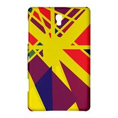 Hot abstraction Samsung Galaxy Tab S (8.4 ) Hardshell Case