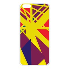 Hot abstraction Apple Seamless iPhone 6 Plus/6S Plus Case (Transparent)