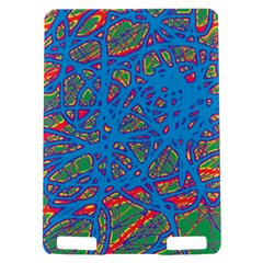 Colorful neon chaos Kindle Touch 3G