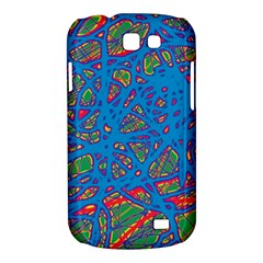 Colorful neon chaos Samsung Galaxy Express I8730 Hardshell Case
