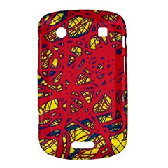 Yellow and red neon design Bold Touch 9900 9930