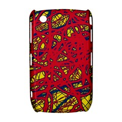 Yellow and red neon design Curve 8520 9300