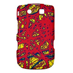 Yellow and red neon design Torch 9800 9810