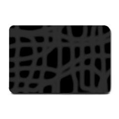 Gray Small Doormat