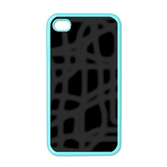 Gray Apple iPhone 4 Case (Color)
