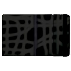 Gray Apple iPad 2 Flip Case