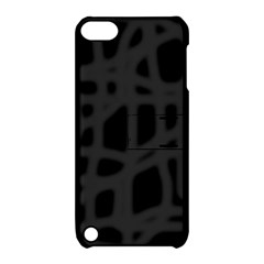 Gray Apple iPod Touch 5 Hardshell Case with Stand