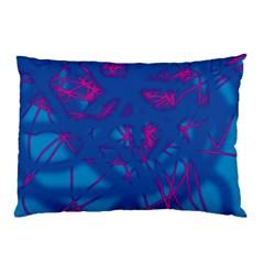 Deep blue Pillow Case