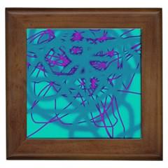 Chaos Framed Tiles