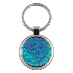 Chaos Key Chains (Round)