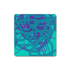 Chaos Square Magnet