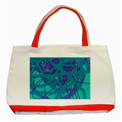 Chaos Classic Tote Bag (Red)
