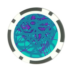 Chaos Poker Chip Card Guards (10 pack)