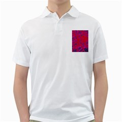 Red Neon Golf Shirts