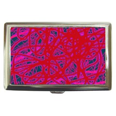 Red neon Cigarette Money Cases