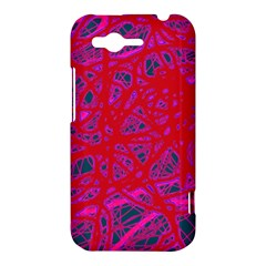 Red neon HTC Rhyme