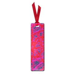 Red neon Small Book Marks