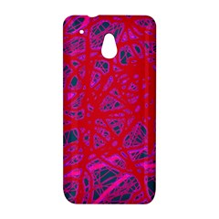 Red neon HTC One Mini (601e) M4 Hardshell Case