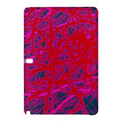 Red neon Samsung Galaxy Tab Pro 10.1 Hardshell Case
