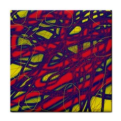 Abstract high art Tile Coasters