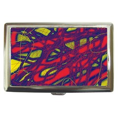 Abstract high art Cigarette Money Cases