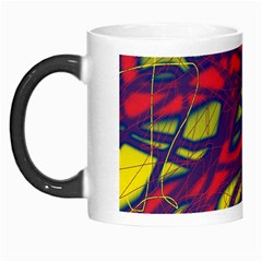 Abstract High Art Morph Mugs