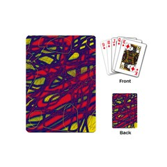 Abstract high art Playing Cards (Mini)