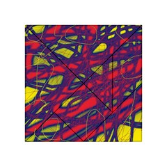 Abstract high art Acrylic Tangram Puzzle (4  x 4 )