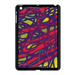 Abstract high art Apple iPad Mini Case (Black)