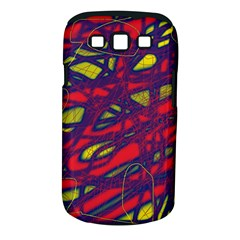 Abstract high art Samsung Galaxy S III Classic Hardshell Case (PC+Silicone)
