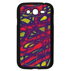 Abstract high art Samsung Galaxy Grand DUOS I9082 Case (Black)