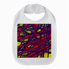 Abstract High Art Bib