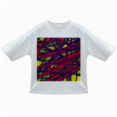 Abstract high art Infant/Toddler T-Shirts