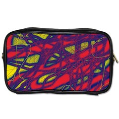 Abstract high art Toiletries Bags