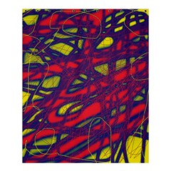 Abstract high art Shower Curtain 60  x 72  (Medium)