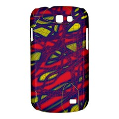 Abstract high art Samsung Galaxy Express I8730 Hardshell Case