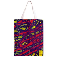 Abstract high art Classic Light Tote Bag