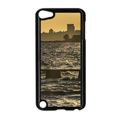 River Plater River Scene At Montevideo Apple iPod Touch 5 Case (Black)