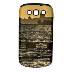 River Plater River Scene At Montevideo Samsung Galaxy S III Classic Hardshell Case (PC+Silicone)