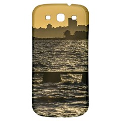 River Plater River Scene At Montevideo Samsung Galaxy S3 S III Classic Hardshell Back Case