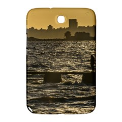 River Plater River Scene At Montevideo Samsung Galaxy Note 8.0 N5100 Hardshell Case