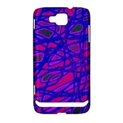 Blue Samsung Ativ S i8750 Hardshell Case