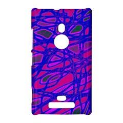 Blue Nokia Lumia 925