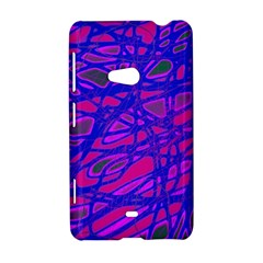 Blue Nokia Lumia 625
