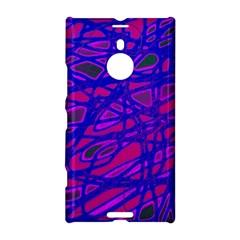 Blue Nokia Lumia 1520