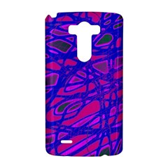 Blue LG G3 Hardshell Case